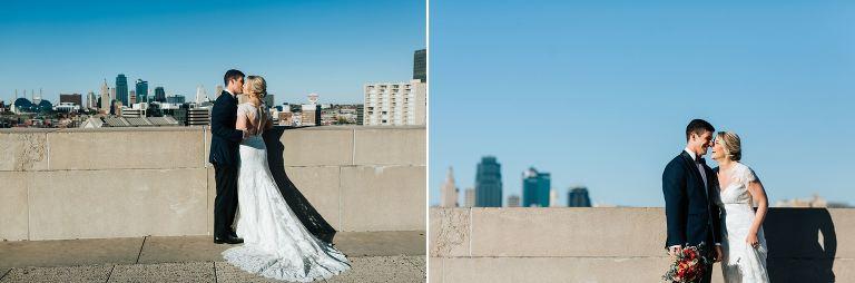 Blair and Brendan (The Hobbs) | Kansas City Wedding Photography