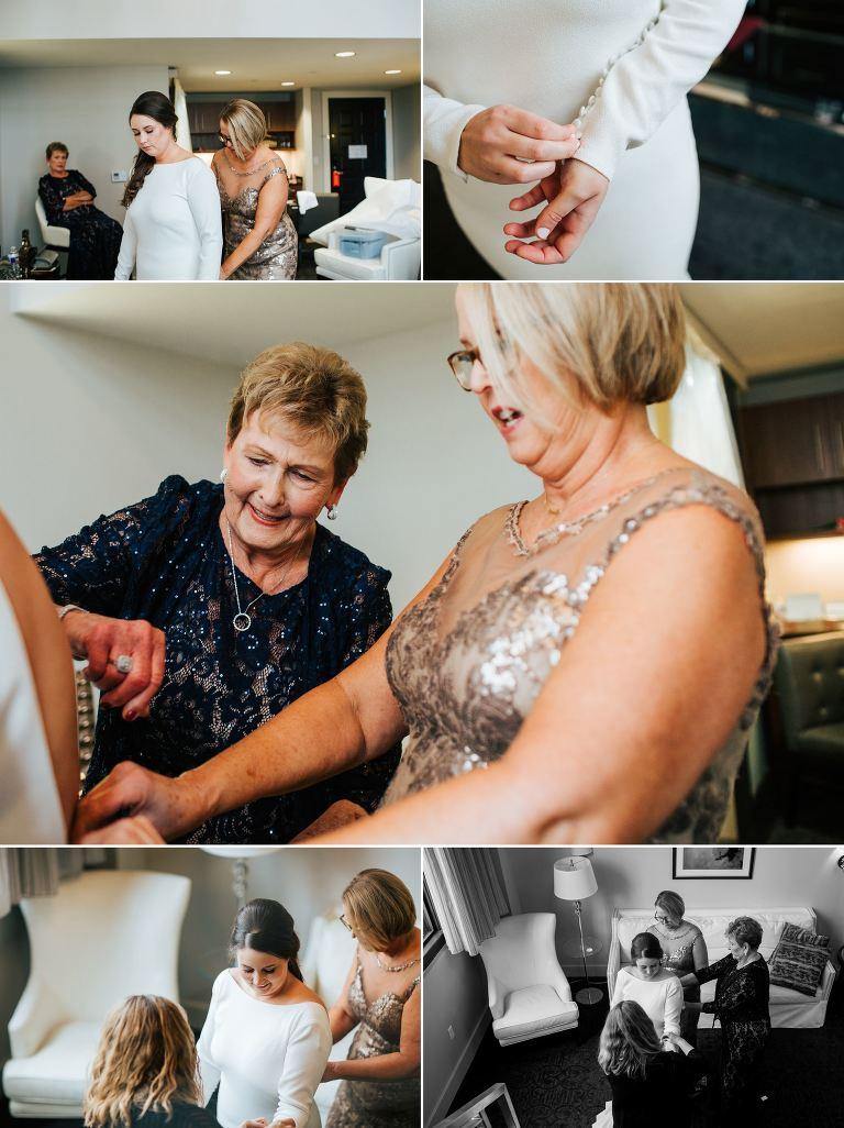 Webster House Reception Kansas City Wedding Photography